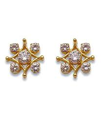 daily wear diamond earrings sanskruti daily wear diamond studs buy sanskruti daily wear