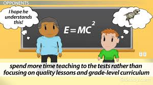 the importance of standardized testing video u0026 lesson transcript