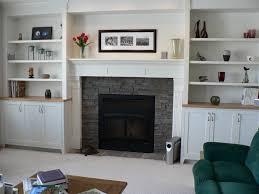 baby nursery foxy fireplaces bookshelves each side shelves