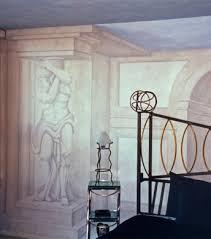 trompe l oeil chambre trompe l oeil chambre 13 photo un trompe loeil mural int233rieur