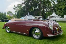 old porsche speedster cars archives octo u