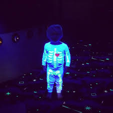 glow in the dark halloween pajamas october 2013 archives k z