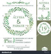templates editable wedding invitation cards templates free