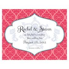 Save The Date Cards Moroccan Save The Date Card The Knot Shop