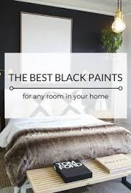 benjamin moore soot black paint flat washable finish home bed