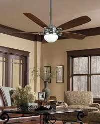 ceiling fan too big for room vaulted ceilings cabin living room rustic with double height