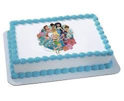 disney fairies pixie hollow edible image cake design cakes com