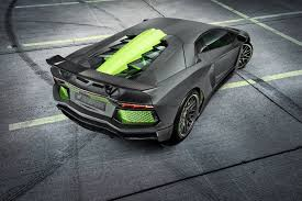 2014 Lamborghini Aventador Coupe - hamann lamborghini aventador limited video