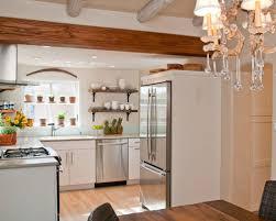open kitchen shelving houzz