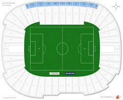 Stadium Floor Plan by Bc Place Stadium Seating Guide Rateyourseats Com