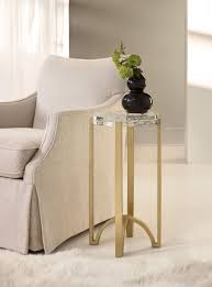 accent furniture tables hooker furniture living room skyline metal accent table 5336 50003 mtl