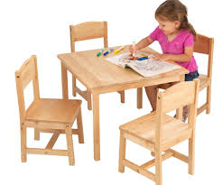 Step 2 Traditions Table Chair Set Precious Kids Table Chair Set Wood Whisperer To Stunning New