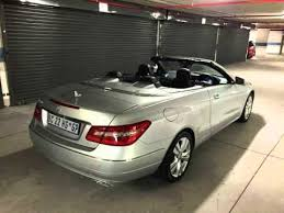 mercedes e class convertible for sale 2011 mercedes e class e500 convertible auto for sale on auto