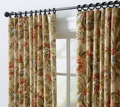 champagne drapes on a beer budget pottery barn inspired window