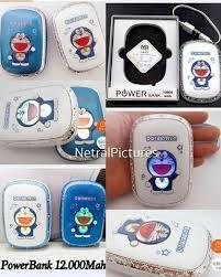tutorial gambar kepala doraemon powerbank doraemon 12 000mah 230 000 aksesories handphone