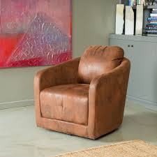 Microfiber Swivel Chair by Remarkable Swivel Chair Living Room Ideas U2013 Swivel Accent Chairs