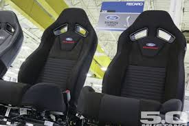 Recaro Upholstery Recaro Seats For Modern Mustangs 5 0 Mustang And Super Fords