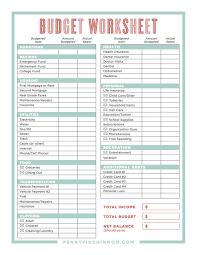 How To A Household Budget Spreadsheet How To Create A Household Budget Spreadsheet Laobingkaisuo Com