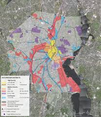Portland Zoning Map by Buses Greater City Providence Page 3