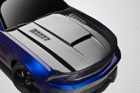 2012 ford mustang kits 10 12 ford mustang cv x carbon fiber creations kit