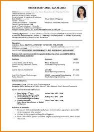 Prepare Resume 100 Prepare Resume Format How To Write A Cover Letter And