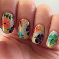 nature nail designs choice image nail art designs