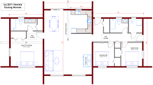 Best Open Floor Plan Home Designs Open Plan House Plans Open Concept Floor Simple Small Ranch Home