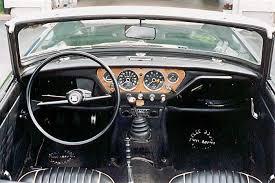 Triumph Tr3 Interior Spitfire Gt6 Interior Photo Pages