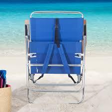 Lightweight Backpack Beach Chair Amazon Com Rio Hi Boy Backpack Beach Chair With Cooler Patio