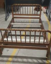 jenny lind full bed antique jenny lind bed frame with rails and slats local pick up