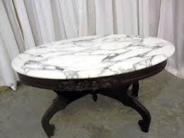 value of marble top tables antique marble top coffee table value table designs