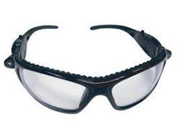 safety glasses for led lights sas 5420 50 led inspectors safety glasses with led lights black