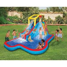 Backyard Water Slide Inflatable by Best Inflatable Backyard Water Slide Reviews 2017 Top5 Slides Review
