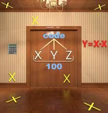 100 door escape scary home walkthroughs solved 100 doors runaway level 31 to 35 walkthrough