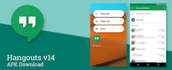 hangouts apk hangouts v14 adds app shortcuts for 7 1 nougat changes setup