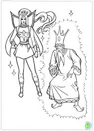 she ra coloring pages double trouble double mischief in motuc