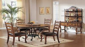 Tuscan Style Furniture by Cherry Wood Dining Room Chairs Tuscan Style Dining Room Sets
