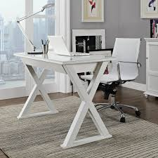 walker edison corner computer desk amazon com we furniture 48 storage computer desk white kitchen