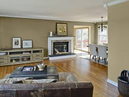 living room paint color ideas with beige painted wall with