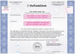 the trade desk ipo why the trade desk noodles co and regeneron pharmaceuticals