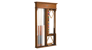 pool table wall rack wall rack