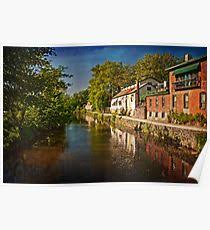 r aration canap delaware raritan canal posters redbubble