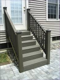 outdoor wonderful installing steps on a deck building steps off