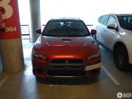 mitsubishi vietnam mitsubishi lancer evolution x 19 july 2016 autogespot