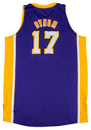 Baby Second Hand Store Los Angeles Lot Detail 2011 2012 Andrew Bynum Game Used And Photo Matched