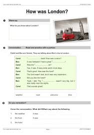 adjective esl efl worksheets activities and lesson plans from