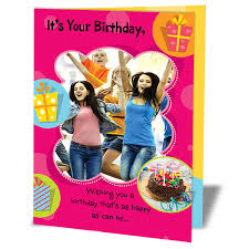on your birthday personalised card at best prices in india