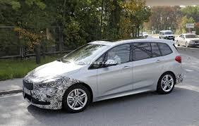 bmw minivan 2015 carscoops bmw 2 series gran tourer