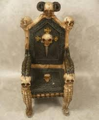 Wooden Skull Chair 10 Most Interesting Skull Chairs On The Internet U2013 Zapps Clothing
