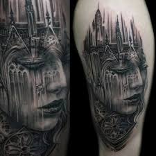 gothic tattoo design idea 2017 tattoo collections